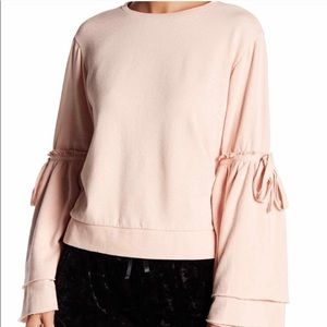 Sweaters - Size XS bell sleeve top